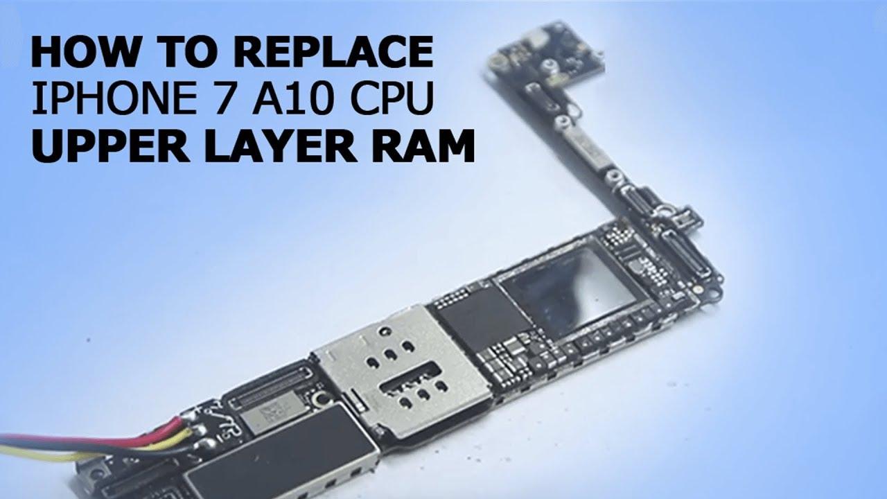 A10 Ram Iphone 7