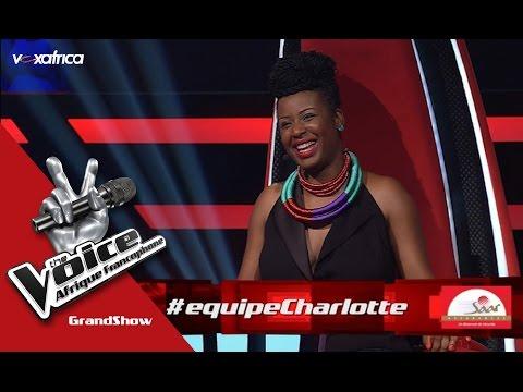 Intégrale Equipe Charlotte   (The Voice Afrique francophone 2016 - GrandShow 2)