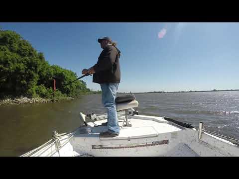 Sabine Lake And River 4/13/20