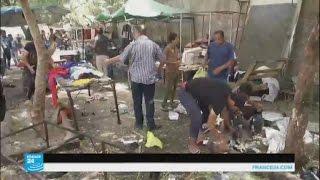 انتحاري يفجر حزامه الناسف في نقطة تفتش في الكاظمية شمال بغداد