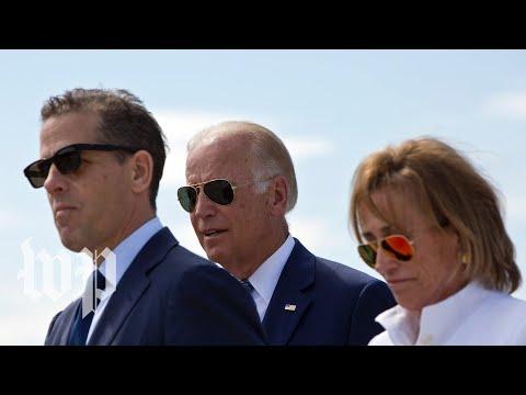 Trump urged Ukrainian investigation into Joe Biden's son