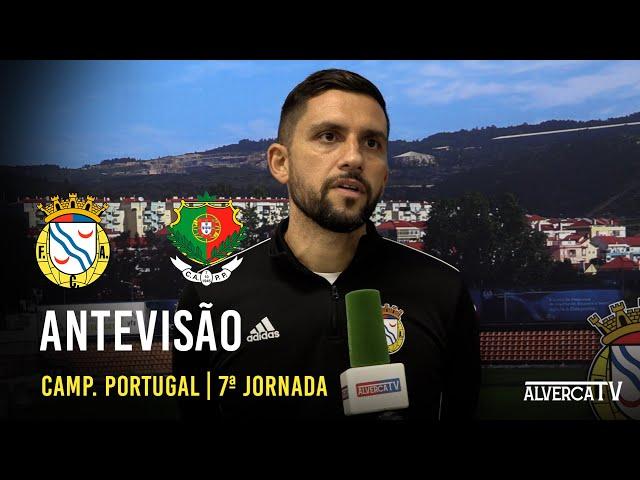 FC Alverca vs Pêro Pinheiro - Antevisão