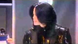 Michael Jackson & Beyonce World Music Awards Full Speech :D