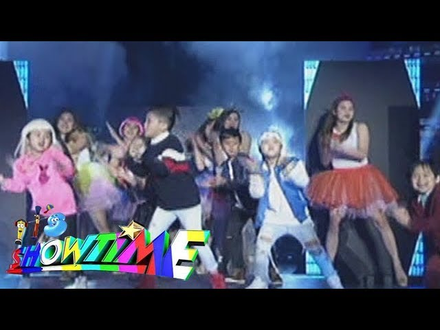 It's Showtime: Brightest child stars perform on the It's Showtime stage