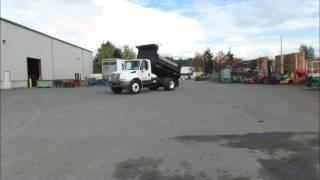 For Sale 2006 Internationl 4200 S/A 6 Yd 10' Dump Truck 6-Spd Manual bidadoo.com