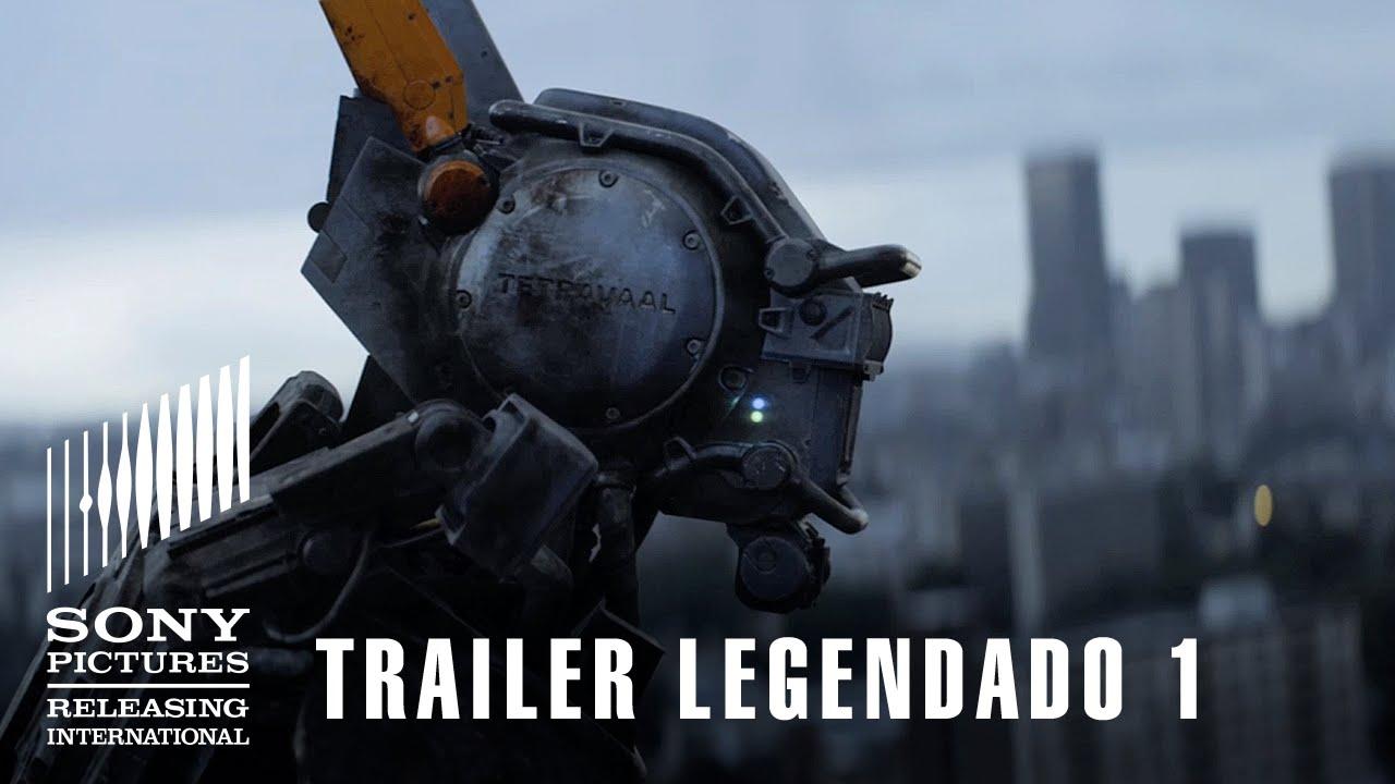 Chappie | Trailer 1 legendado | 16 de abril nos cinemas