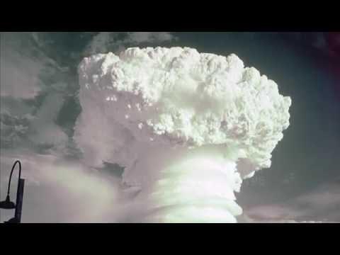 HD Oak Shot the 6th largest U.S.Hydrogen bomb testing yielded 8.9 megatons 1958