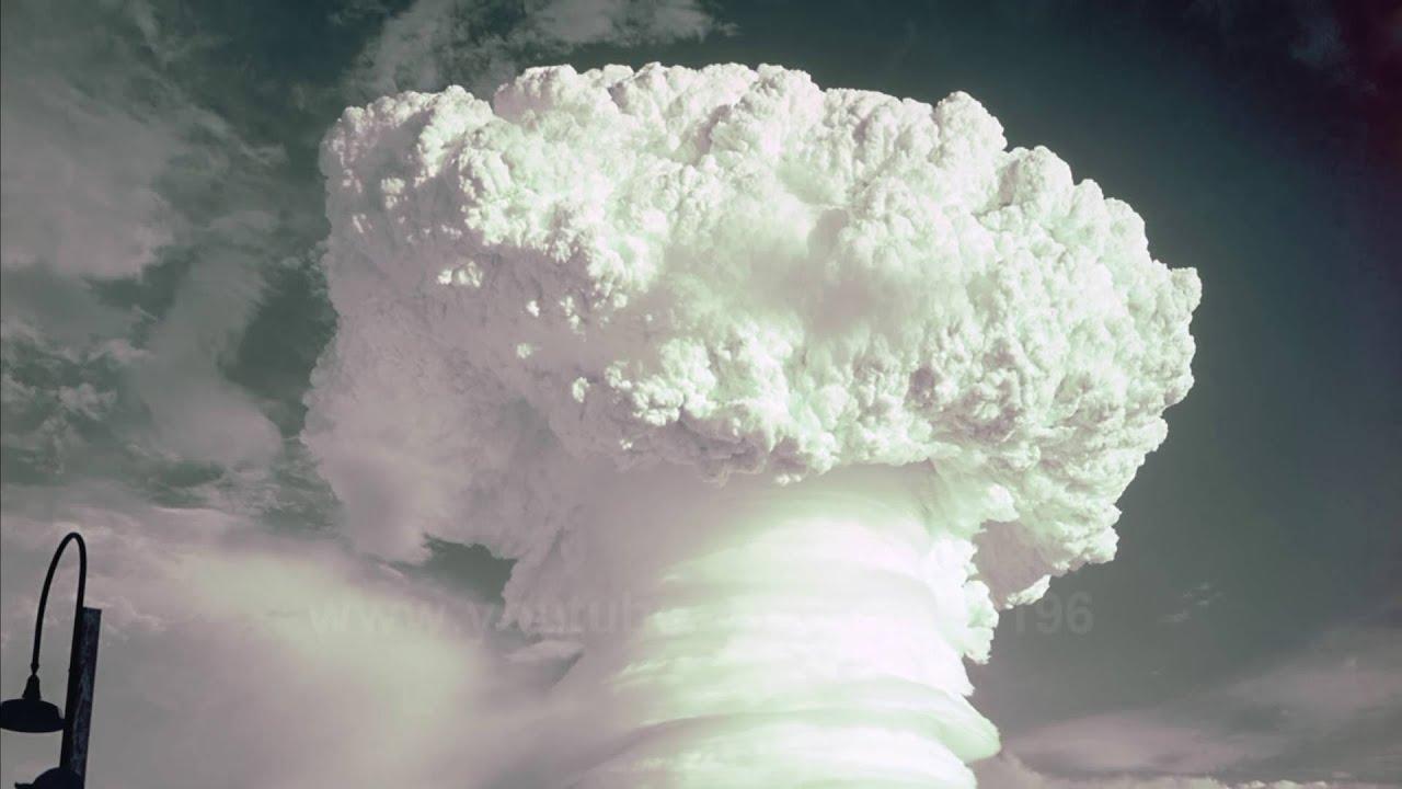 Hd Oak Shot The 6th Largest U S Hydrogen Bomb Testing Yielded 8 9 Megatons 1958
