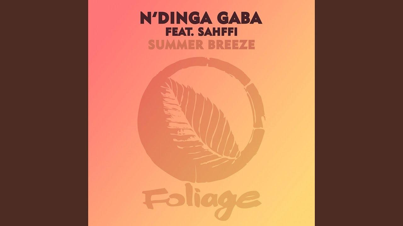 ndinga gaba feat. sahffi summer breeze