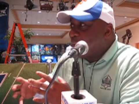 Thurman Thomas talks about life after Buffalo and the NFL