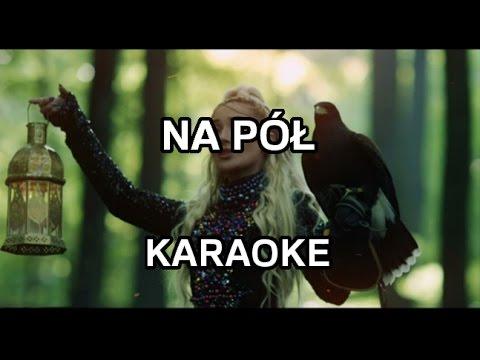 Cleo - Na pół [karaoke/instrumental] - Polinstrumentalista