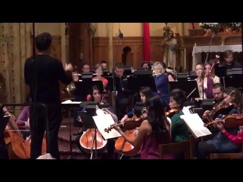 "Schumann: ""Spring"" Symphony - Mvt I – CityMusic Cleveland/Avner Dorman"