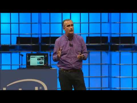2017 Web Summit: Intel - Artificial Intelligence and How data is evolving the future of technology