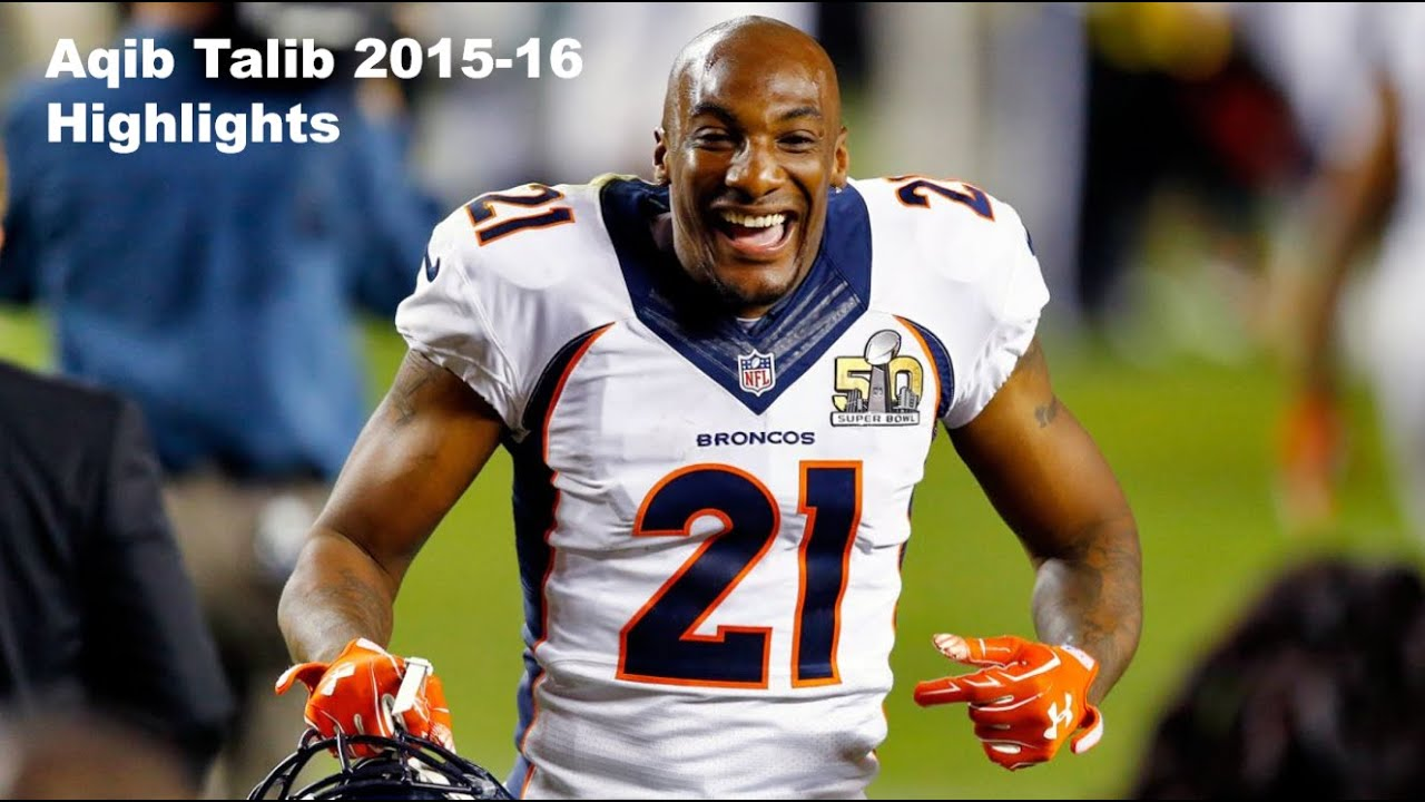 3301ff46147 2016 Pro Bowl CB  Aqib Talib Highlights - NFL 2015-16 HD - YouTube