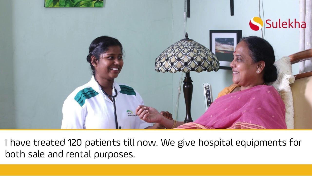 Vijay Nursing & Healthcare Services in Walhekarwadi Road, Pune