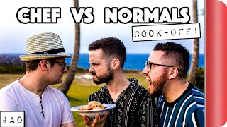 Beat The Chef Cook Off! | Game Changers