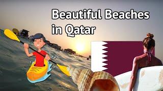 Beautiful Beach in Qatar, Fuwairith Beach in Qatar