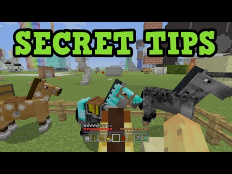Minecraft - 5 Awesome SECRET Tips