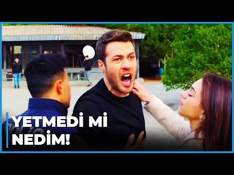Cenk'in Gözü Döndü! 💥 Nedim'in Üstüne Yürüdü! | Zalim İstanbul 28. Bölüm
