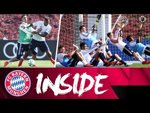 5 Tage Vollgas: Das Trainingslager in Doha 2018 | Inside FC Bayern