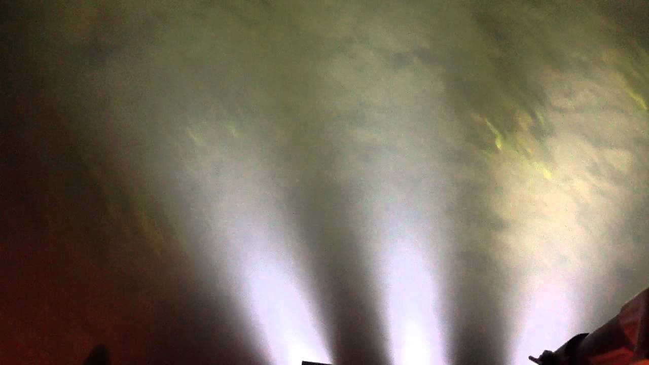 gigvideo5 002.mov led underwater lights gig more fish - youtube, Reel Combo