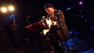 Tomokawa Kazuki 友川かずき 5-5-2014 @Sun Hall.
