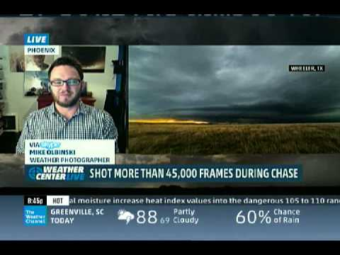 Weather Channel Interview July 24th, 2015