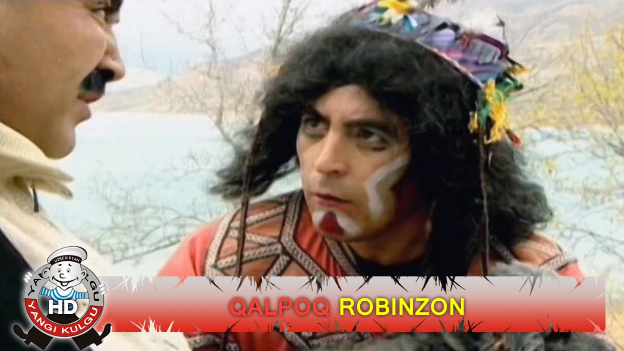 Qalpoq - Robinzon | Калпок - Робинзон (hajviy ko'rsatuv)