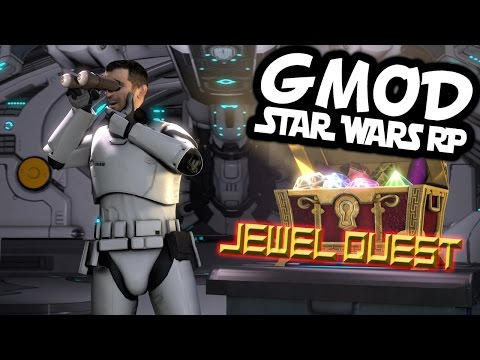 STAR WARS RP: JEWEL QUEST