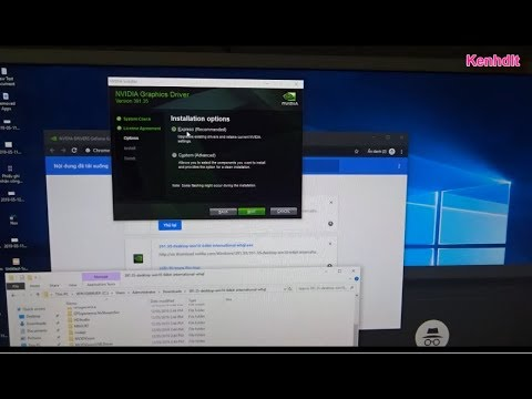Graphics Driver Install Failed  How To Fix NVIDIA Installer Failed On Windows 10