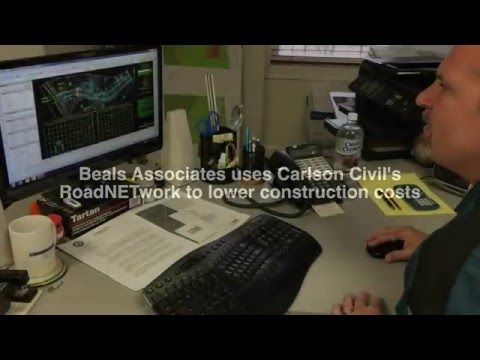 Carlson RoadNETwork to the Rescue | Beals Associates