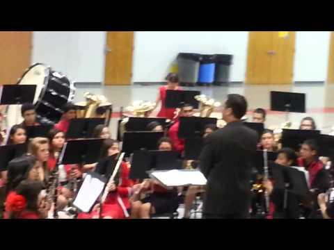 East Montana Middle School Band