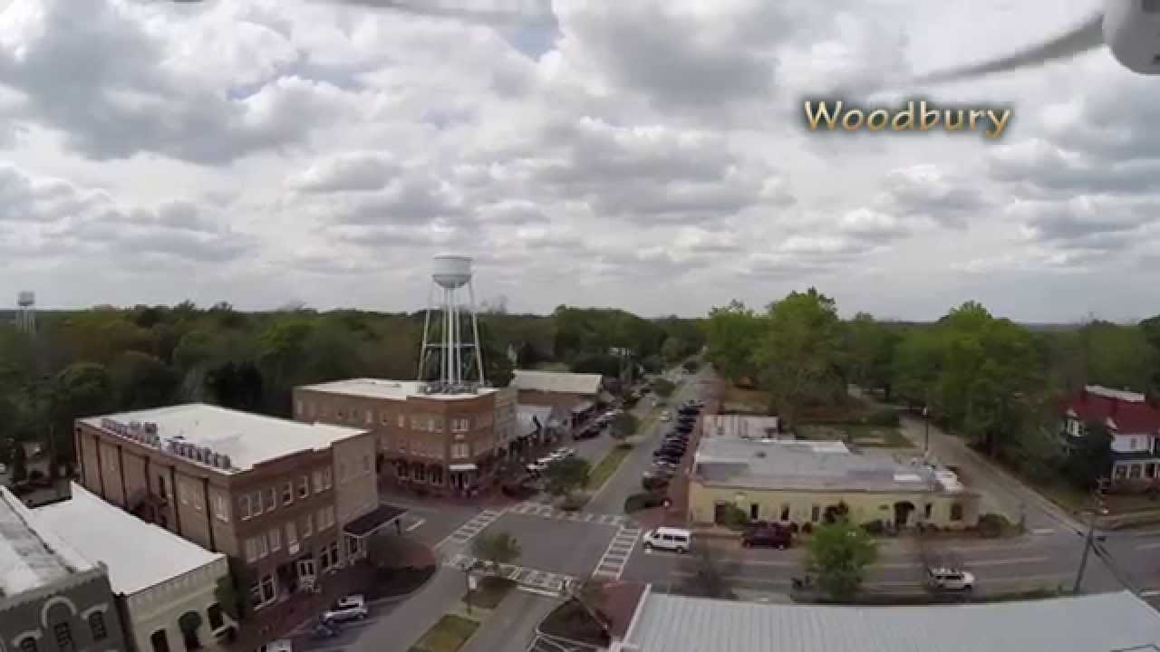 The Walking Dead Drone View Of Quot The Prison Quot Youtube