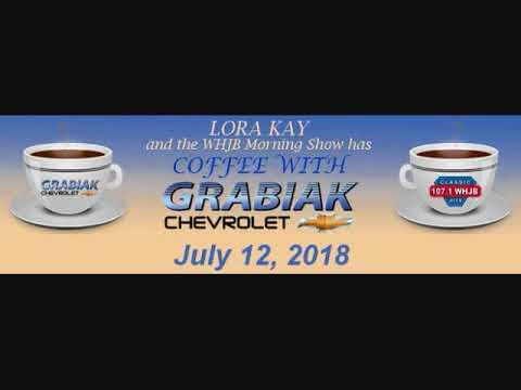 Coffee with Grabiak (7-12-18)