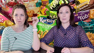 Americans Try Snacks From India | World Wide Treats Snack Box