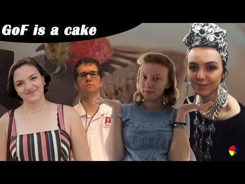 GoF is a Cake