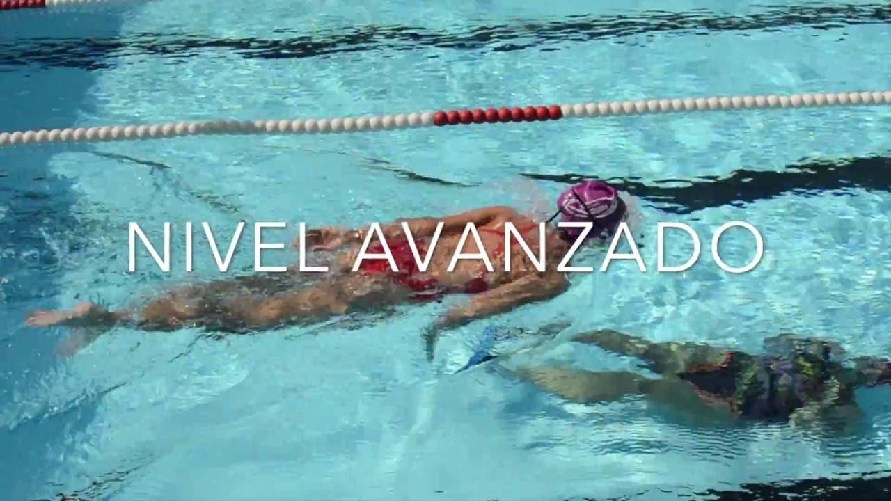 rutinas de entrenamiento de natacion para avanzados