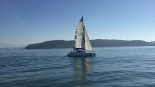 catamaran yacht sailing syndicate NSW