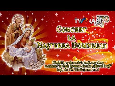 Concertul de Crăciun al Corului Institutului Teologic din Iaşi