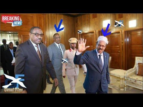 DEG DEG MD Farmaajo iyo Muuse Biixi o kulan xasaasi ah ku balansan Jabuuti SOMALILAND VS Somalia