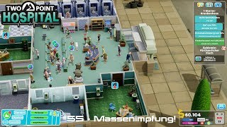 Two Point Hospital 🏥 #55 - Massenimpfung!