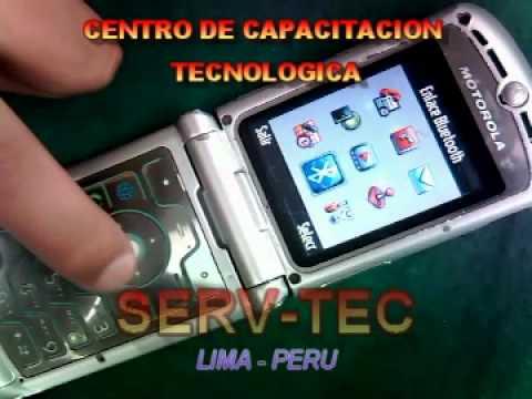 CURSO REPARACION CELULARES DESBLOQUEO MOTOROLA / MOTOROLA UNLOCK (http://servtec-solution.com/)