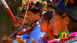 ROJITAS PRODUCCIONES SANTIAGO CON YUNGOR COSTUBRES DE SACHACOTO TAYACAJA HVCA PERU