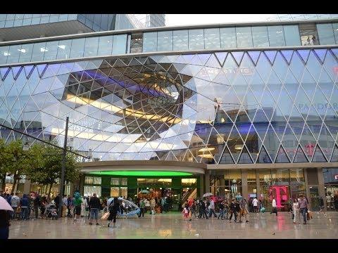 MyZeil Frankfurt Zeil, Einkaufszentrum Palais Frankfurt Am Main