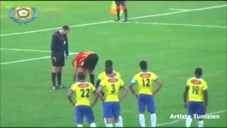 [Amical] EST 3-0 Ismaily SC - But de Taha Yassine Khenissi (55') 01-12-2015
