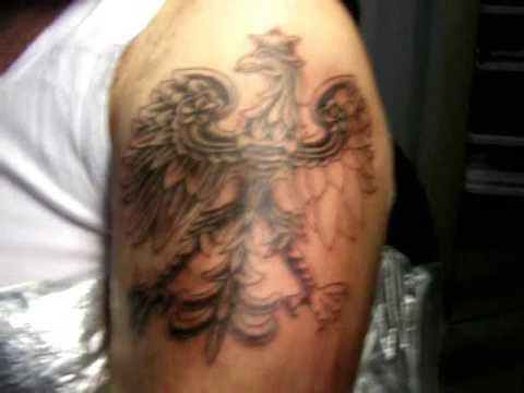 Tattoo Polish Eagle