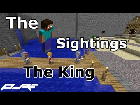 The Herobrine Sightings | The King