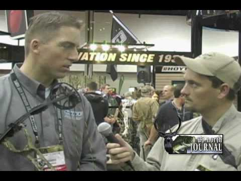 Hoyt Alpha Max Michael Waddell Bone Collector Series Debuted at the 2009 ATA show