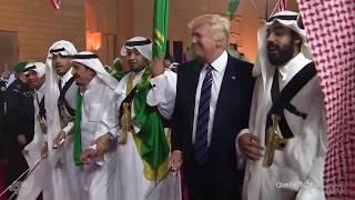 Trumps Reisetagebuch