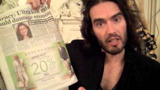 Behind The Scenes At The United Nations: Russell Brand The Trews (E15)